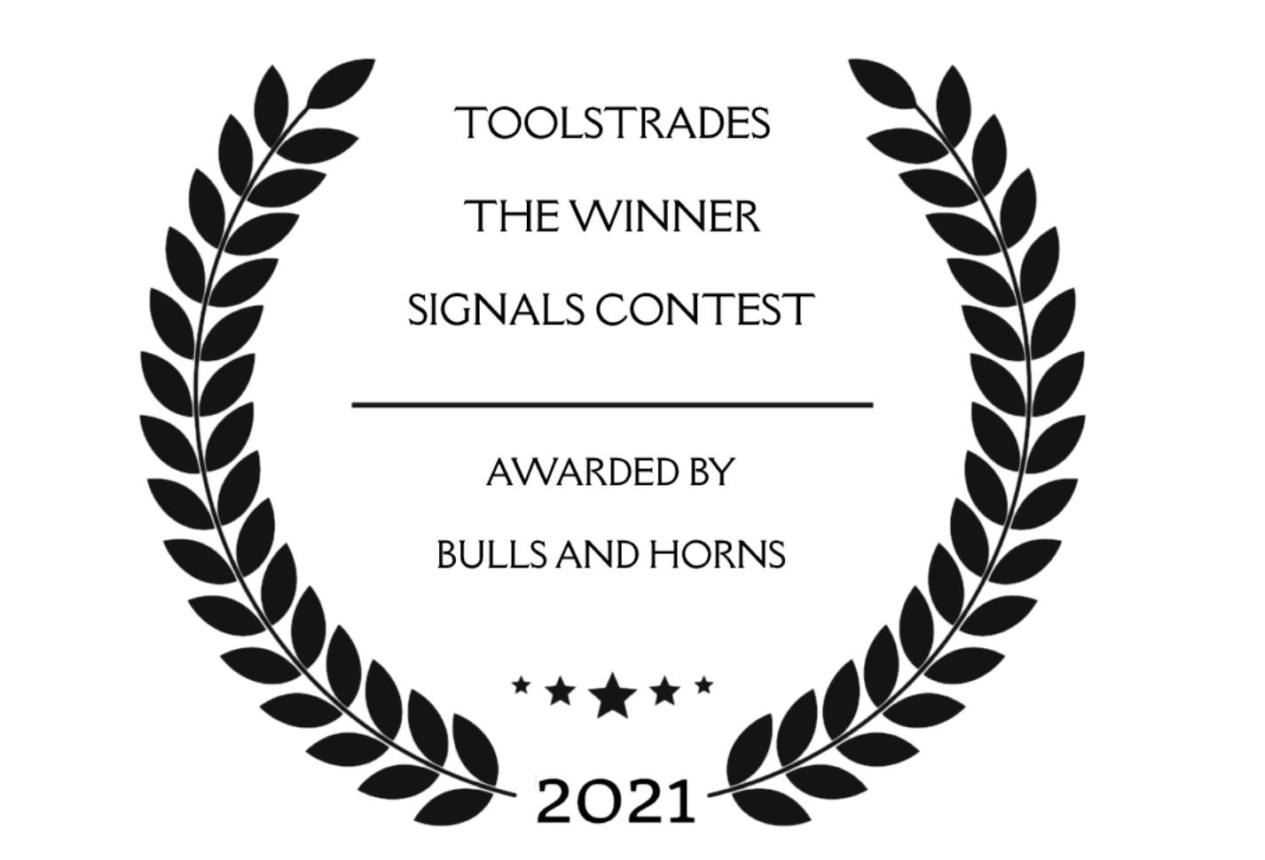 award04 Awards - ToolsTrades